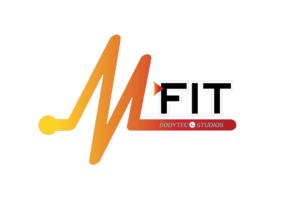 M'FIT STUDIOS Logo